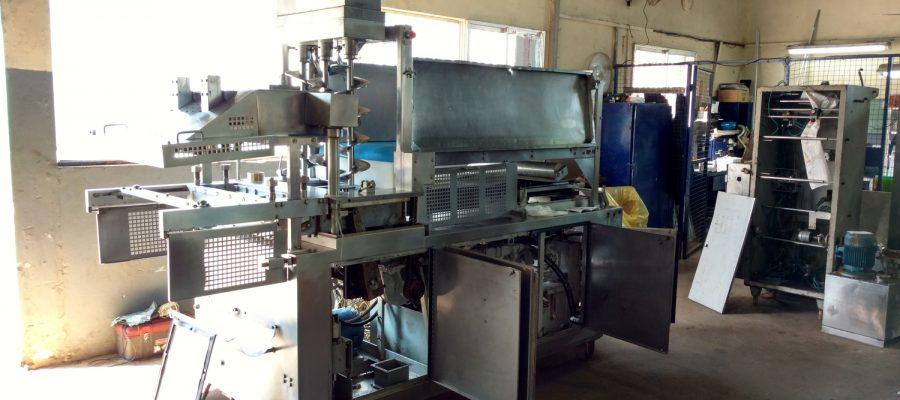 Revamping en Formax 26 (Industria alimenticia)