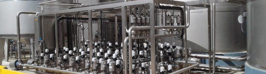 Programación de Nuevo recibo de leche. 2.700.000 l/día